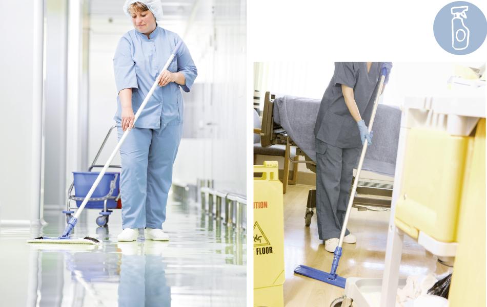 sevizi di pulizie sanitarie e ospedaliere in friuli venezia giulia e veneto