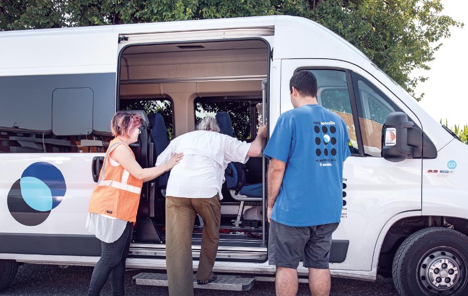 Sevizi di trasporto e accompagnamento sanitario friuli venezia giulia e veneto