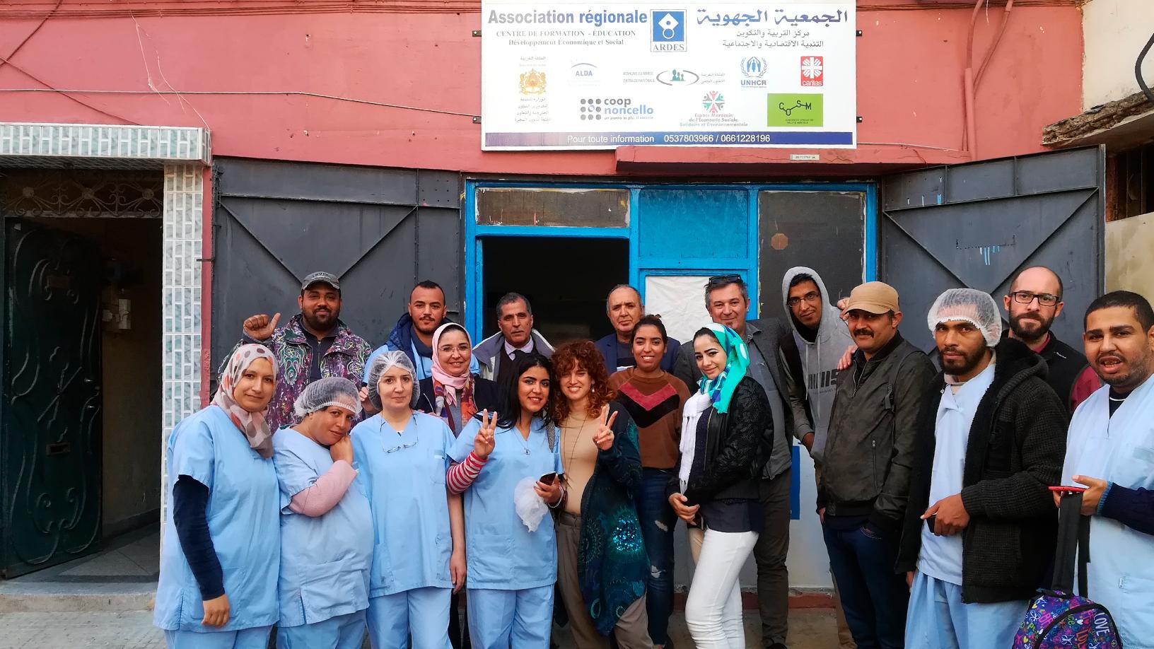 cooperazione internazionale marocco