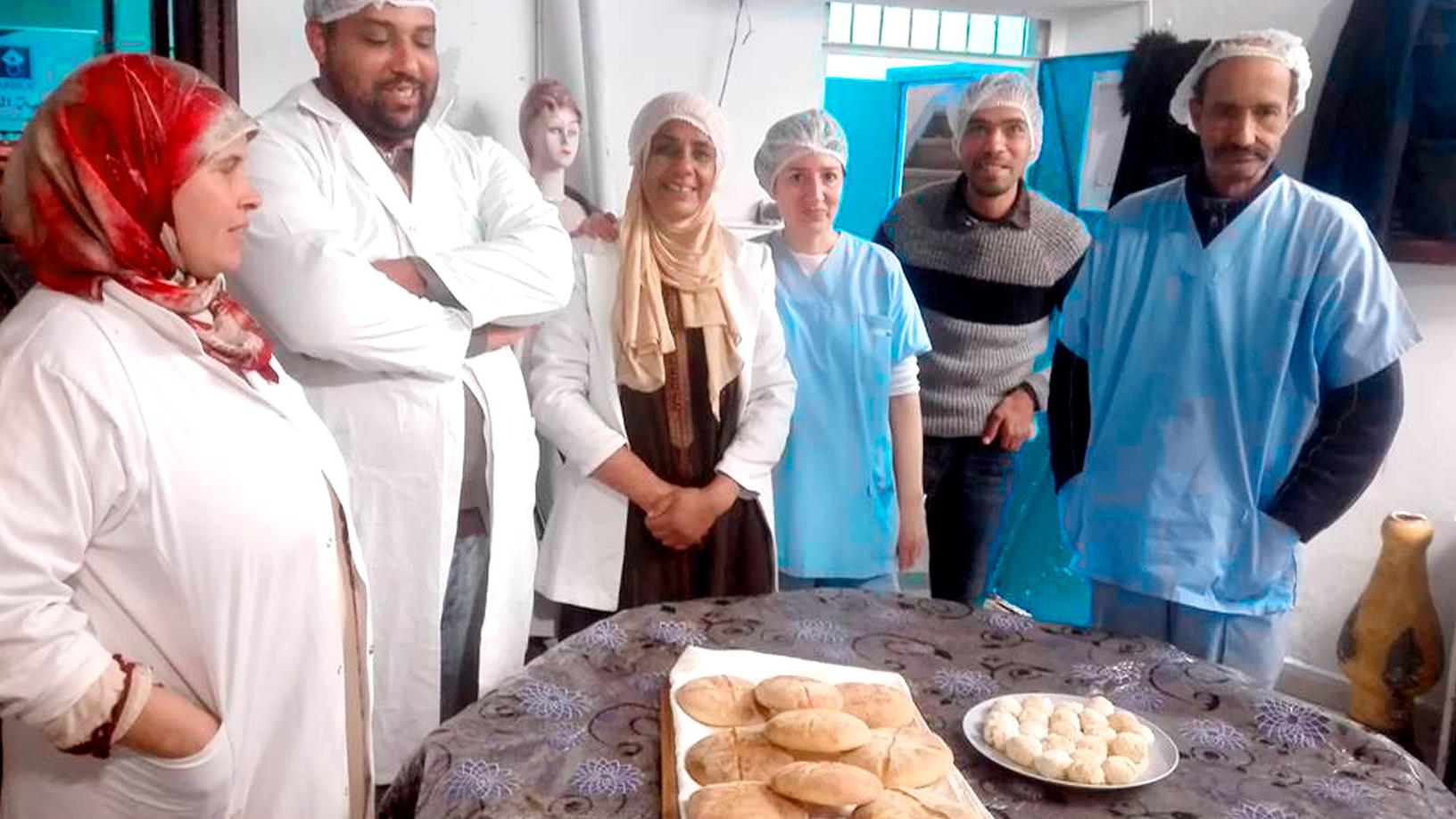 cooperazione internazionale marocco panificazione